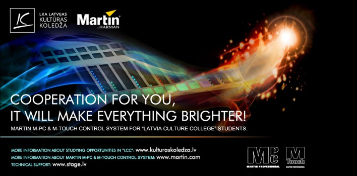 SPONSORSHIP DEAL WITH MARTIN PROFESSIONAL