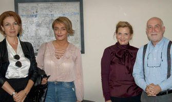 LCC Collaboration with Tbilisi State Academy of Arts