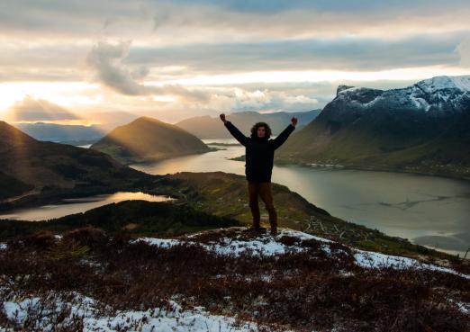 Jānis Norvēģijā