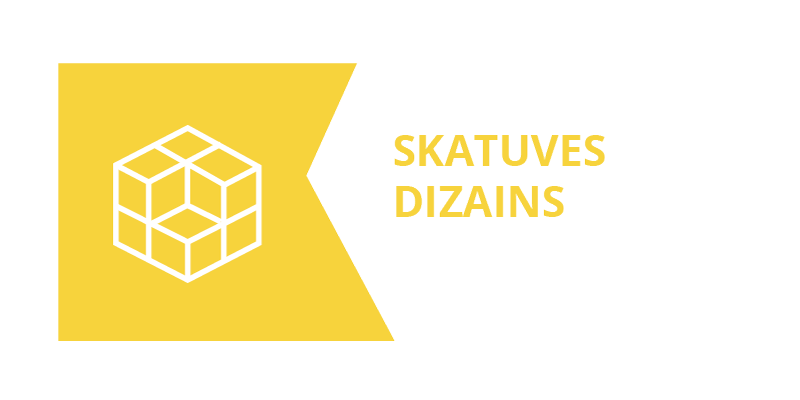 Skatuves dizains