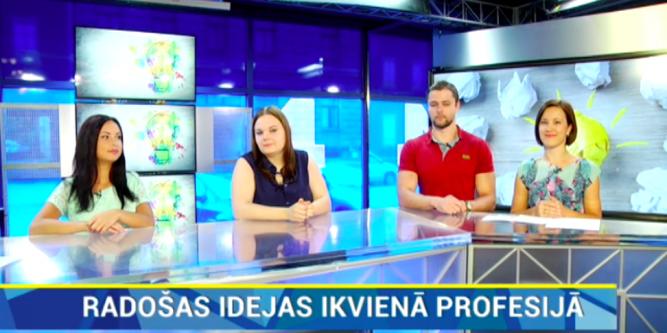 INTERVIJA RĪGA TV24 STUDIJĀ