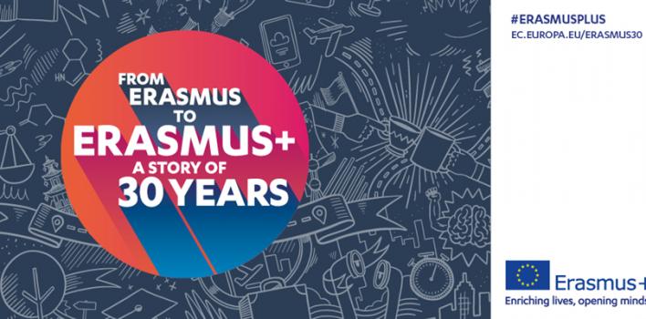 Aicinājums pieteikties Erasmus+ stipendijai apmācību vai vieslektoru mobilitātēm Eiropā!