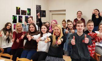 """""""Topošo studentu nedēļa"""" Latvijas Kultūras koledžā notiek jau otro gadu pēc kārtas"""