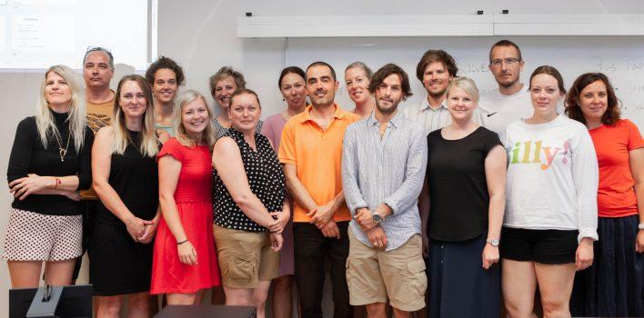 LKK pārstāve ERASMUS+ ietvaros piedalās dizaina domāšanas kursos Portugālē