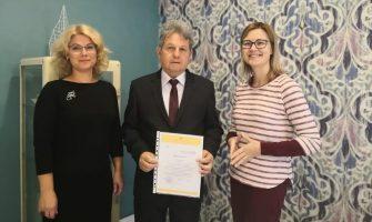 Erasmus+ ietvaros LKK viesojas pasniedzējs no Bulgārijas