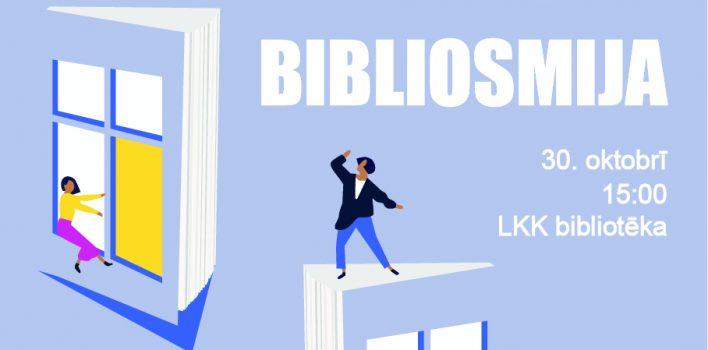 """""""Bibliosmija"""" Latvijas Kultūras koledžā"""