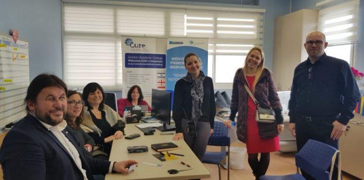 Erasmus+ koordinatore piedalās personāla apmācībās Izraēlā