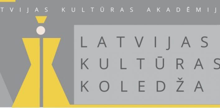 Latvijas Kultūras koledžā atceltas klātienes lekcijas