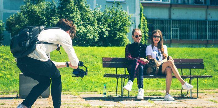 Latvijas Kultūras koledžas studenti dodas praksē Latvijas Radio 5