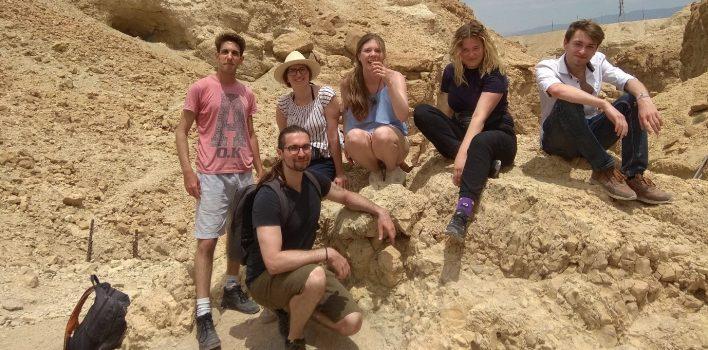 Erasmus+ ietvaros Latvijas Kultūras koledžas studente pavada semestri Izraēlā