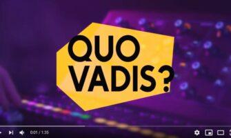 """Latvijas Kultūras koledžas konferences """"Quo vadis? atskata video"""