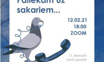 12. februārī Zoom platformā notiks 2020. gada Ziemas izlaidums